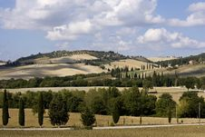 Free Tuscan Landscape Stock Photo - 6681970