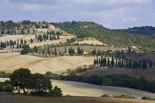 Free Tuscan Landscape Stock Photos - 6681983