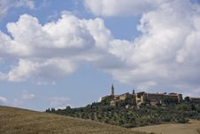 Free Tuscan Landscape Royalty Free Stock Images - 6682049