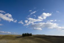 Free Tuscan Countryside Stock Photography - 6682262