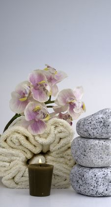 Free Spa Scene Stock Photo - 6684100