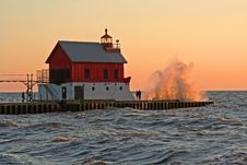 Free The Lighthouse Stock Photo - 6684400