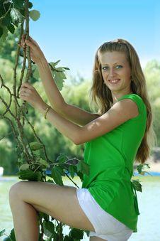 Free Timber Nymph Stock Photos - 6685213