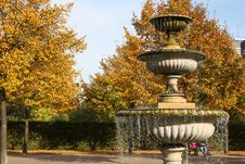 Free Autumn In The Park Royalty Free Stock Photography - 6685367