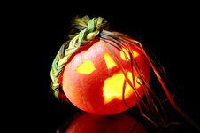 Free Pumpkin Halloween Stock Image - 6685571