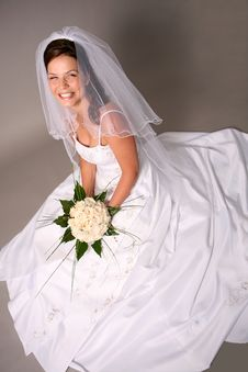 Free Beautiful Bride Stock Photography - 6685602