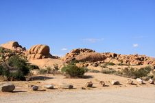 Free Red Rock Formation Stock Photo - 6686250