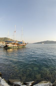 Free Marmaris Stock Photography - 6686342
