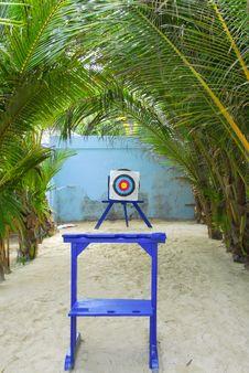 Free Target Archery Royalty Free Stock Photo - 6686975