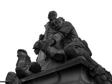 Free Soldiers Statue Royalty Free Stock Images - 6687169