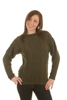 Free Girl In Knitwear Stock Photo - 6687560