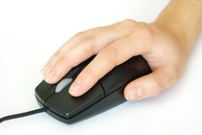 Free Computer Mouse Royalty Free Stock Image - 6688356