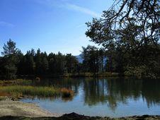 Free Beautiful Lake In Tirol Stock Images - 6689514