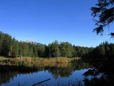 Free Beautiful Lake In Tirol Royalty Free Stock Photo - 6689545