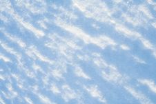 Free Fresh Snow Background Stock Image - 6689921