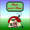 Free Home Sweet Home Royalty Free Stock Image - 6690026