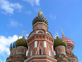 Free St. Basil S Cathedral Royalty Free Stock Images - 6696509