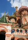 Free St Basil Cathedral Royalty Free Stock Photos - 6698788