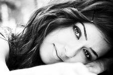 Free Beautiful Woman Portrait Stock Images - 6690154