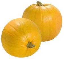 Free Pumpkins Royalty Free Stock Photo - 6691235