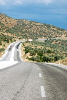 Free Roads In Turkey Stock Images - 6691614