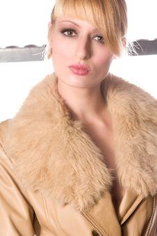 Free Portrait Of Beautiful Girl Royalty Free Stock Image - 6691676