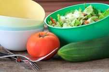 Free Salad Royalty Free Stock Photos - 6692318