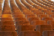 Free Chairs Royalty Free Stock Image - 6692486