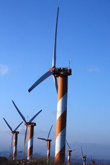 Free Wind Energy Stock Photos - 6692813