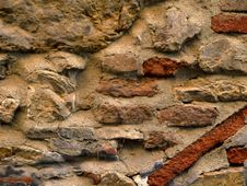 Free Brick Wall Royalty Free Stock Image - 6692836