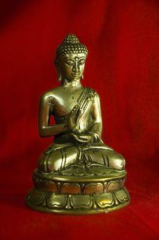 Free Shakyamuni Buddha Stock Photos - 6692913