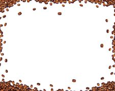 Free Coffee Seeds Isolated Stock Photo - 6692970