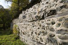 Free Old Masonry Wall Royalty Free Stock Photography - 6693407