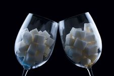 Free Sugar Cubes Stock Photo - 6693740