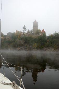Free Castle Zvikov Stock Photography - 6693942