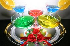 Free Coctail S Royalty Free Stock Images - 6694319
