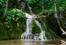 Free Plitvice Waterfalls I Royalty Free Stock Photography - 6694517