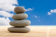 Free Balanced Stones Stock Photos - 6695773