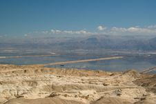 Free The Dead Sea Vew Stock Photos - 6695793