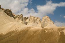 Free Desert Landscape Stock Photography - 6695812