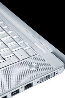 Free Stylish Laptop Royalty Free Stock Photo - 6696595