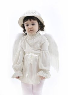 Free Angel Royalty Free Stock Photos - 6696908