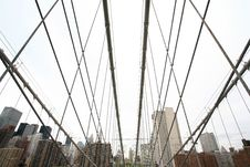 Free Brooklyn Bridge Stock Photos - 6697013