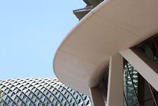 Free Esplanade 3,Singapore Royalty Free Stock Image - 6697596