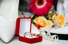 Free Wedding Bands Stock Photography - 6697652