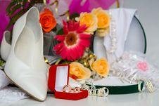 Free Wedding Bands Stock Image - 6698121