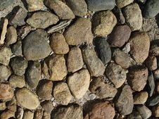 Old Stone Pavement Stock Photo