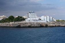Free Hotels Near The Sea Stock Photo - 6699700