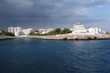 Free Hotels Near The Sea Stock Photo - 6699720