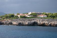 Free Hotels Near The Sea Stock Image - 6699731
